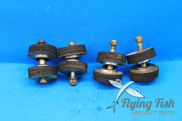 Set of 4 Lord Engine Shock Mounts (21038)