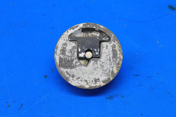 Cessna 414 Fuel Cap P/N: 0823410-9 USE 531-003 (21122)
