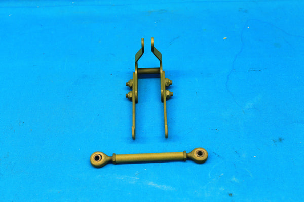 Cessna 414 Main Landing Gear Uplock Assembly & Hook P/N: 0841142-1 (21152)