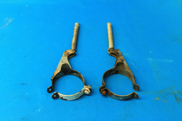 Pair of Piper PA-24-250 Main Gear Spring Straps P/N: 21174-00 (21156)