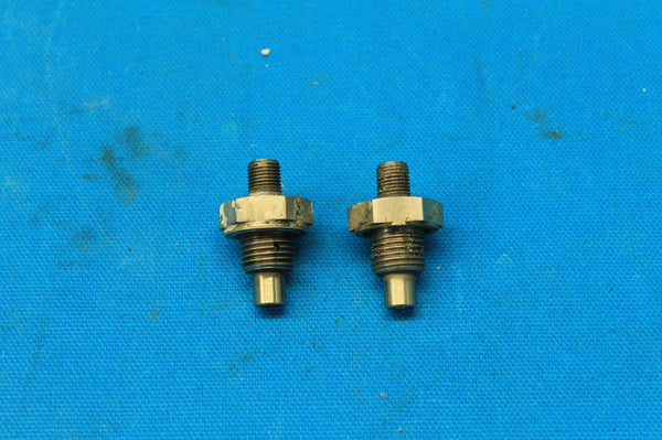 Pair of Piper PA-24-250 Air Valves P/N: 453-124 AN 812-1 (21160)