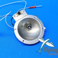 Piper Cherokee PA-28-140 Cabin Overhead Dome Light Assembly (18561)