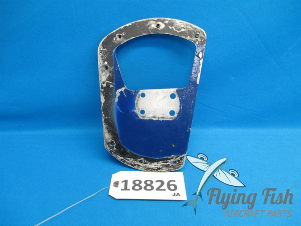 Cessna 150 Left Wheel Pant Fairing Mounting Plate Bracket 0441187-1 (18826)