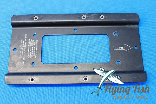 Cessna 401 DM U237-1-1 Adapter Plate Assembly (19158)