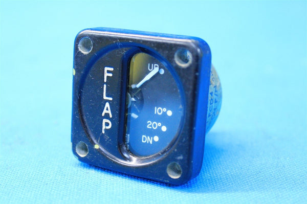 Beechcraft Wacline Inc. Flap Gauge P/N FCD4-B1781 50-384001-33 (19272)