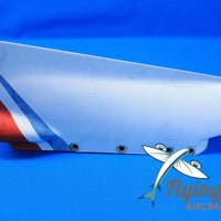 Piper Cherokee PA-28-140 Rudder Cap Tip & Grimes Light Assembly 2064-1073(18539)