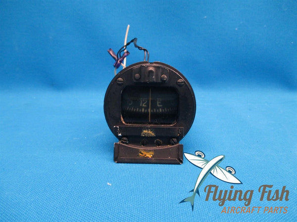 Airpath Magnetic Compass P/N: C-2200-L4-B , Piper 548-082-302  PA-28-140 (18155)