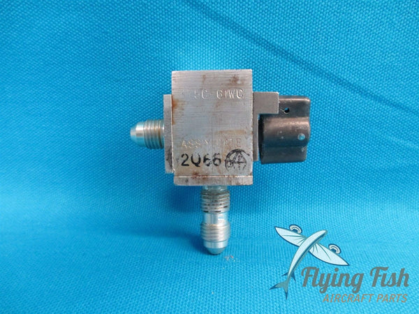 Cessna 401 Fuel Shut Off Valve  P/N: 375C-61WC (18771)
