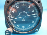 Aircraft Radio Corporation ARC ADF Indicator IN-12 Radio Compass (18311)