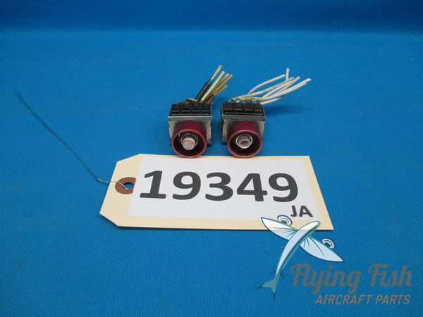 Cessna 401 MircroSwitch Engine Start Switches 4PB210-T2 (19349)