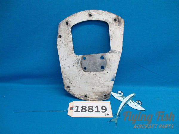 Cessna Left Wheel Pant Fairing Mounting Plate Bracket (18819)