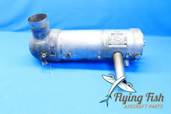 Baron 55 Janitrol Aircraft Heater Assembly 24 VDC Model S50 P/N D83A28 (18619)