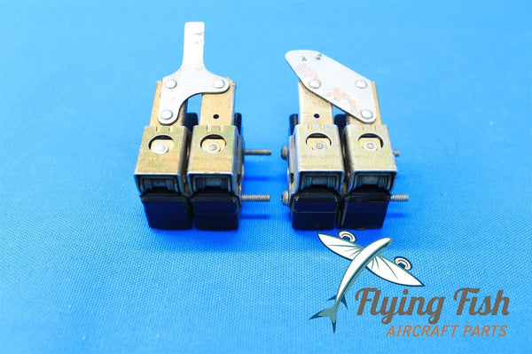 Beechcraft Baron 55 Micro Switches P/N MS25026-1 AN3216-1 BZ-R31 3Z-3YT (19010)