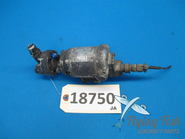 Weldon Tool Co Fuel Pump P/N: 4032-B Beechcraft Baron 55 (18750)