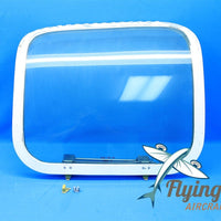 Beechcraft Baron 55 Rear RH Emergency Door Window Hatch 35-410291-147 (18670)