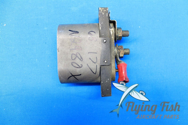 Burton Aircraft External Power Receptacle P/N AN2552-3A (18461)