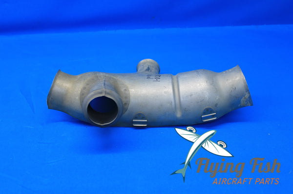 Radial Engine Stainless Steel Exhaust Shroud Assy P/N 12-870-1 NEW (19978)