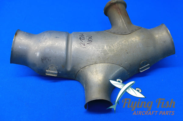 Radial Engine Stainless Steel Exhaust Shroud Assy P/N 12-870-1 NEW (19990)