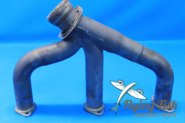 Radial Engine Stainless Steel Exhaust Assy P/N K24770-04 (19994)