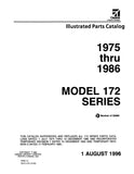 [TEST] Cessna 172 SERIES 1975 thru 1986 Illustrated Parts Catalog (DL1)