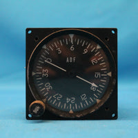 Aircraft Radio and Control ADF Indicator P/N: 40980-1000 Cessna 402B (26377)