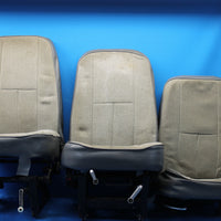 Cessna 1980 337H Lot of 3 Seats (23085)