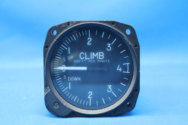 United Instruments Vertical Speed Indicator CA-54-1A Piper PA-31-350 Navajo (26380)