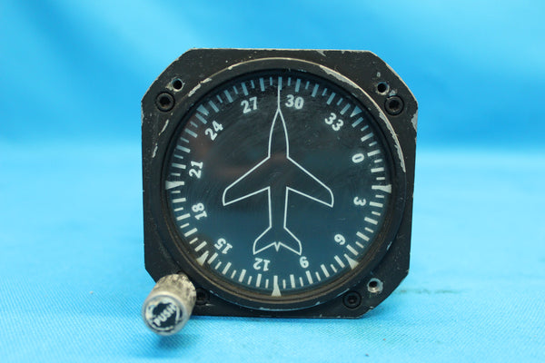 Cessna 402B Allen Instruments Directional Gyro P/N: J8000-05 (26186)