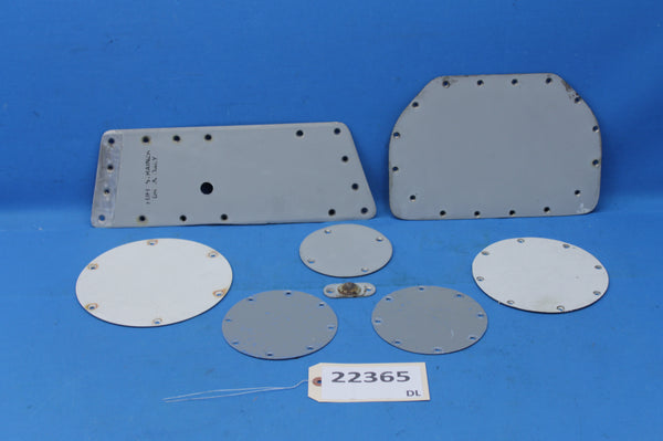 1977 Cessna 414  Lot of 7 Inspection Panels (22365)