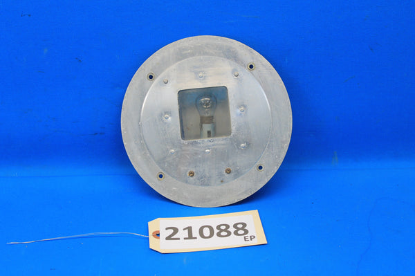 Cessna Under Wing Courtesy Light Plate Assembly P/N: 0521101-2 (21088)
