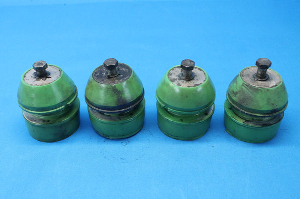 Lot of 4 Cessna 402A Engine Mounts P/N: J-9612-8 (26677)