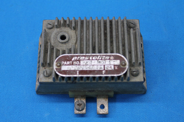 Prestolite Voltage Regulator 24V  P/N: VSF-7403-S Cessna 402A (26679)