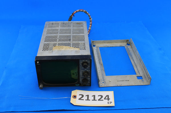 Bendix Weather Radar Indicator w/ Tray P/N: 4000946-5201 (21124)