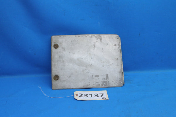 Boeing Stearman Aileron Bellcrank Inspection Door P/N: 75 1261 (23137)