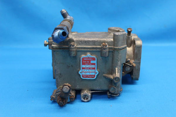 Cessna 172RG HA-6 Carburetor P/N: 10-5253 (26464)