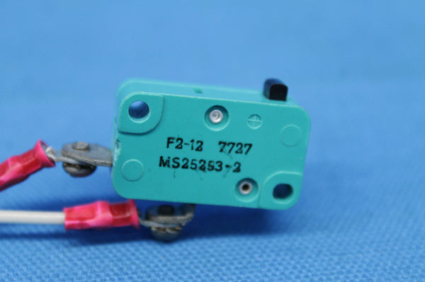Microswitch P/N: MS-25253-2 (22416)