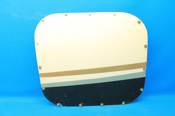 Cessna 320E Left Nose Access Door P/N: 0813021-201 (21170)