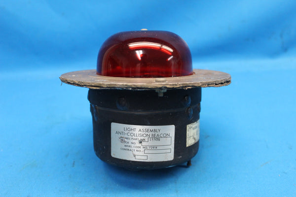 Grimes Anti-Collision Beacon Light Assembly P/N: 45900 (26561)