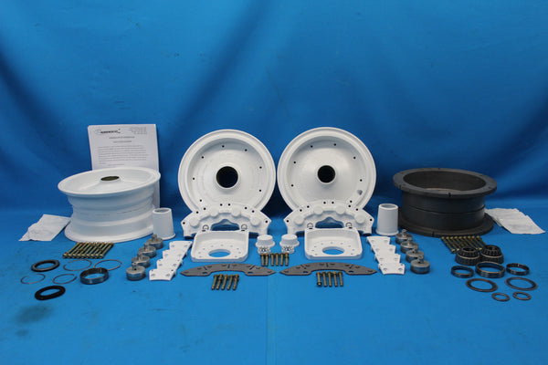 Cleveland Wheel and Brake Set Model: 40-135 (26554)