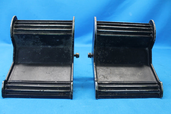 1975 Aerostar 601P Co-Pilot Left And Right Pedals (25580)