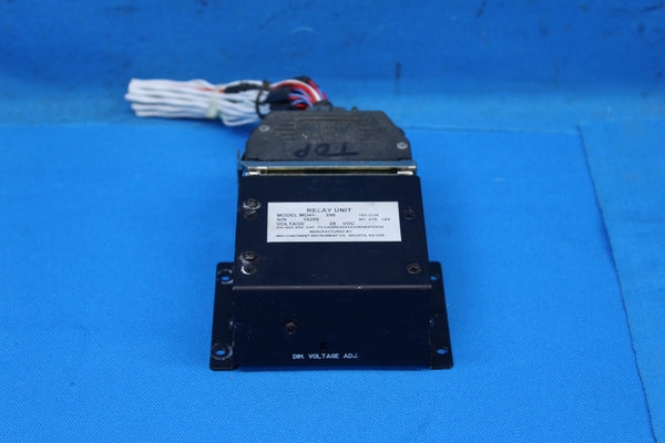 Mid-Continent Instrument Relay Unit P/N: MD41-248 (25358)