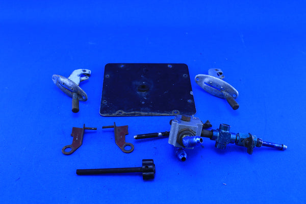 Piper PA-23-160 Fuel System Control Box Components (21392)
