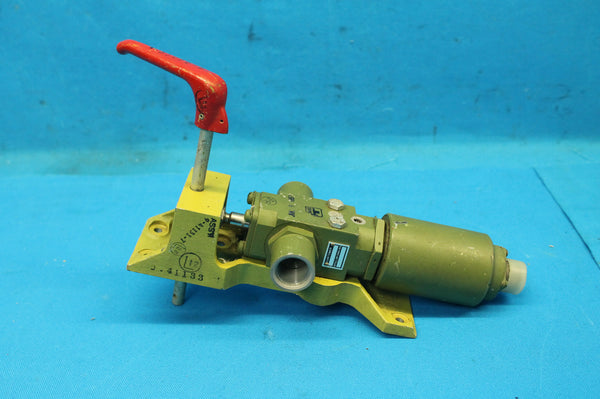 Langley Corp. Pressure Control Valve Assembly P/N: 101833 (25171)