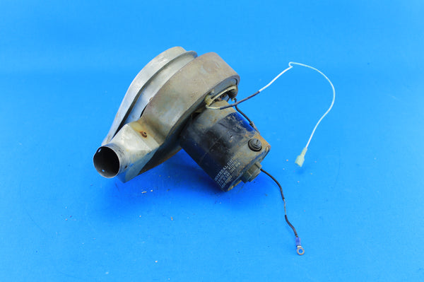 Cessna 320E Combustion Motor & Blower Assembly P/N: 0813841-5 (21291)