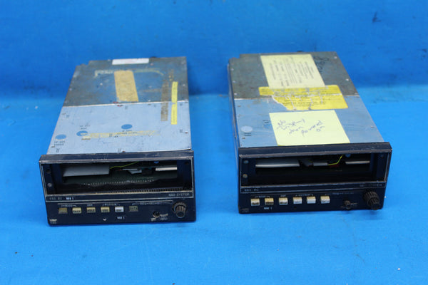 Pair of King KNS 80 Navigation System Units P/N: 066-4008-00 (25392)