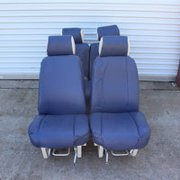 Cessna 172RG Pilot Co-Pilot & Rear Seats P/N: 0514171-3 (26833)