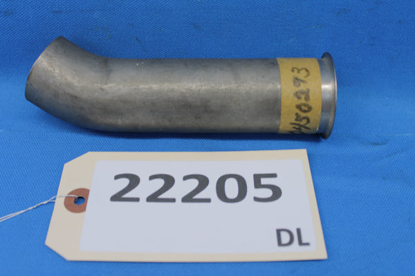 Aircraft Exhaust Stack Tube Pipe P/N: 0450293 (22205)