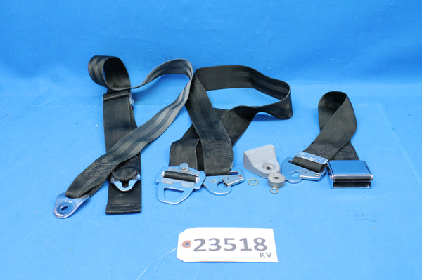 Cessna Front Left Amsafe Safety Belt P/N: 502996-401-2251 (23518)
