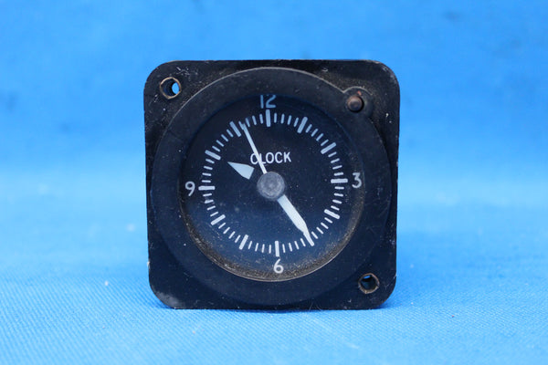Cessna Clock For Parts P/N: C664508-0101 (24959)