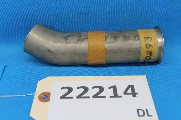 Aircraft Exhaust Stack Tube Pipe P/N: 0450293 (22214)
